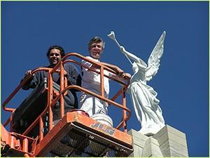 Michel et Dave Peintres